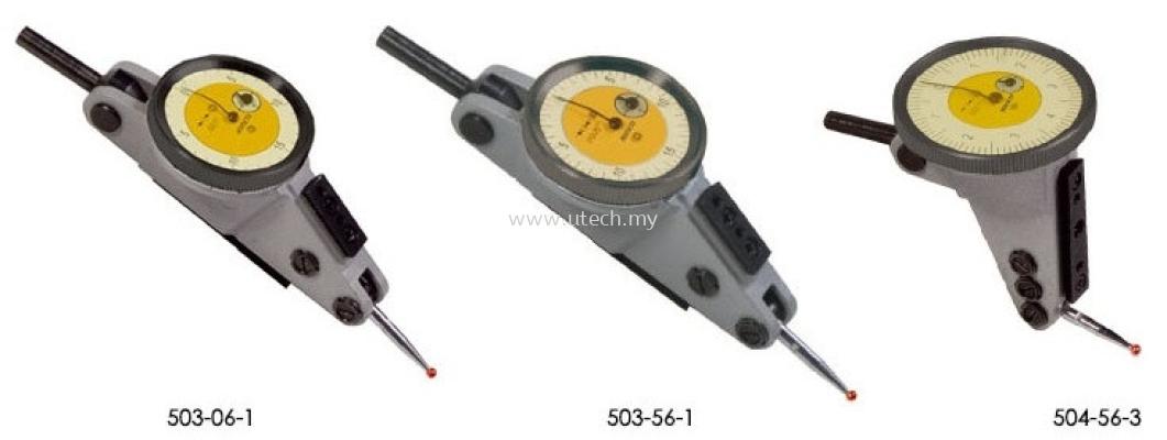 Series 503 / 504 - Extended Range Dial Test Indicators