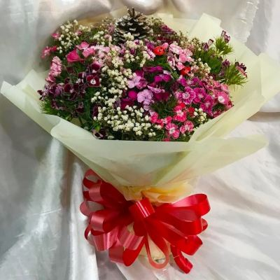 Barbatus hand bouquet (HB-976)