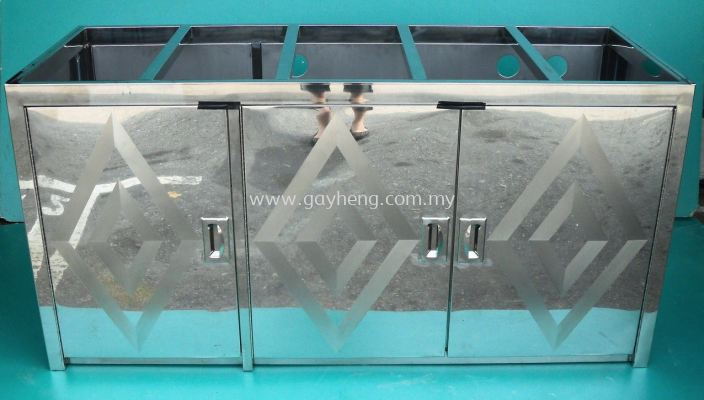 Stainless Steel Aquarium Cabinet  �׸���׳�