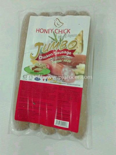 Honey Chick Jumbo Chicken Sausage 850gm