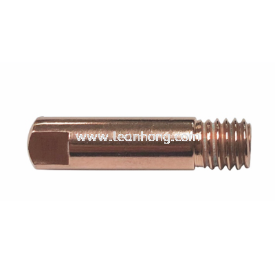 25MM M6 CONTACT TIP - 0.8MM / 1.0MM / 1.2MM
