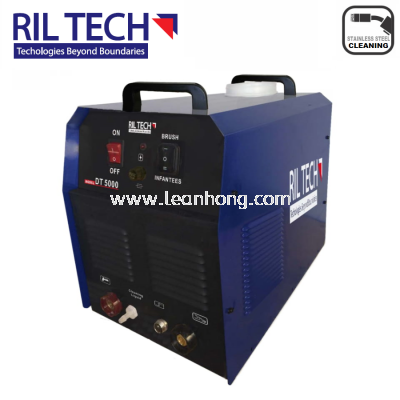 RIL TECH DT5000 STAINLESS STEEL CLEANING MACHINE