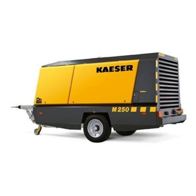 Rental Air Compressor - 830 cfm