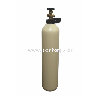 10L PORTABLE CYLINDER C/W CARBON DIOXIDE (CO2)