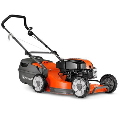 Husqvarna LC19AP: Petrol Engine Lawn Mower, 161cc, 480mm Cutting Width, 34kg