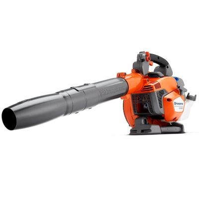 Husqvarna 525BX: Hand Held Petrol Leaf Blower, 25.4cc, 0.85kW, Air Speed 86m/s, 5kg