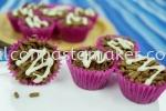 Biskut Sarang Burung Coklat Falcon Cookies Maker