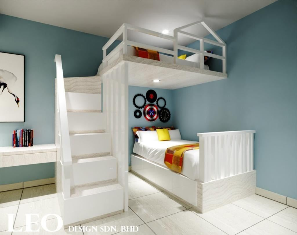 Kid Bedroom 3D Design Kid Room Bedroom 3D Design Drawing