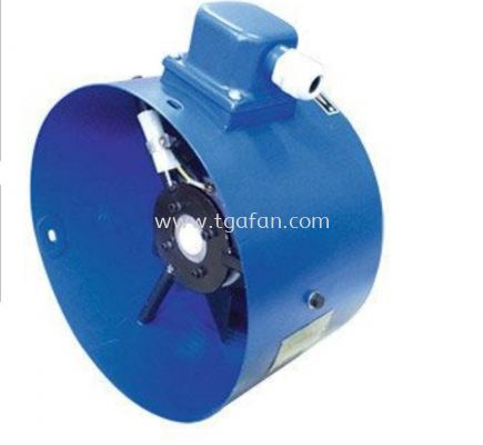 Motor Force Cooling Fan