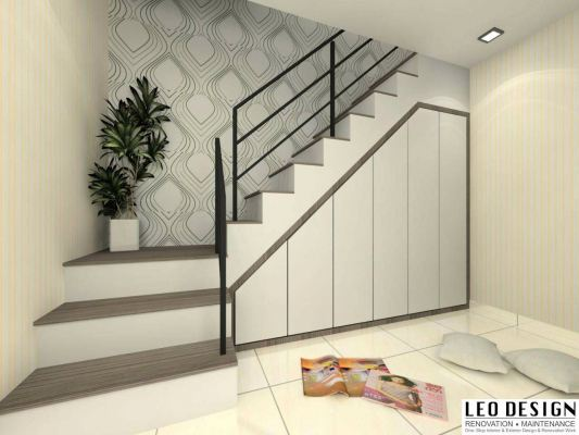 Staircase Design 3D Refer