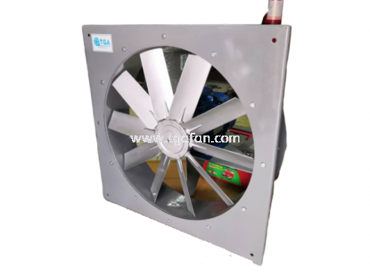 Plate Axial Propeller Fan