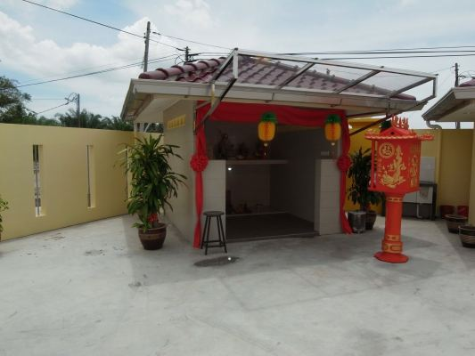 Full Light transmission Awning