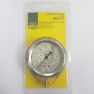 MR-306-DS-R134A (R134A/404A/507) - High Side Gauge