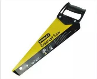 "Stanley Plastic Handle Wood Saw 22"" STHT20082"