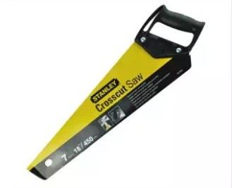 "Stanley Plastic Handle Wood Saw 20"" STHT20081"