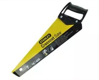 "Stanley Plastic Handle Wood Saw 24"" STHT20083"