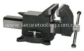 VERTEX Steel Bench Vise With Base