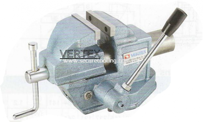 VERTEX Quick Bench Vise