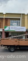 APRICORN MAJU ENGINEERING (M) SDN. BHD. Polycarbonate Signage Normal Signboard