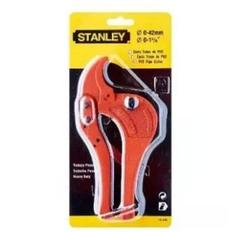 STANLEY 14-442 PVC Pipe Cutter 1 5/8�� (42mm)