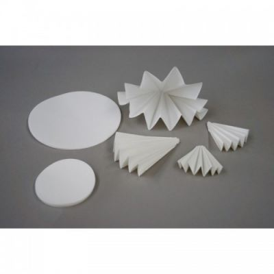 FV24 Filter Paper, Glass Microfibre Filters