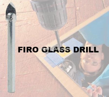 6MM FIRO GLASS DRILL (PCS)