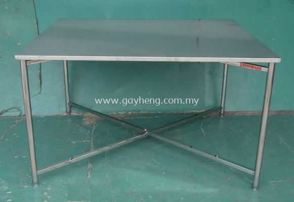 Stainless Steel Foldable Table �׸ֿ��۵���