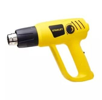 100% ORIGINAL STANLEY 2000W HEAT GUN STEL 670 (STEL670 HOT AIR GUN)- 2 years warrantty