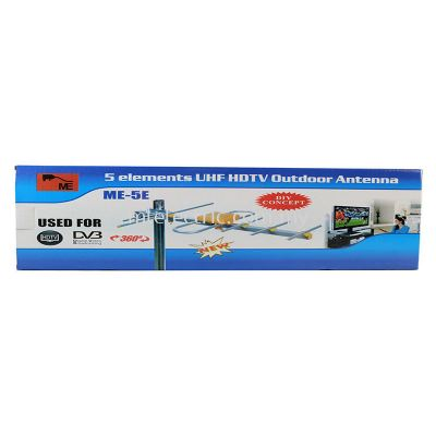 ME-5E/ 10E/ 12E/ 16E ELEMENTS DIGITAL ANTENNA