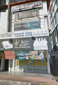 Yong Xin Furniture - Jalan Seri Utara