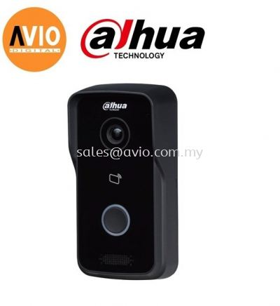 Dahua VTO2111D-WP-S1 Wi-Fi  Outdoor Doorphone 1MP Camera for Video Intercom