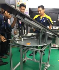 TV Rotation Tester - TVRT01