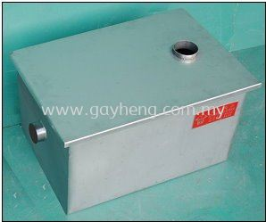 Stainless Steel Grease Trap (Basket Type) �׸ֹ�������ϵͳ�������ͣ�
