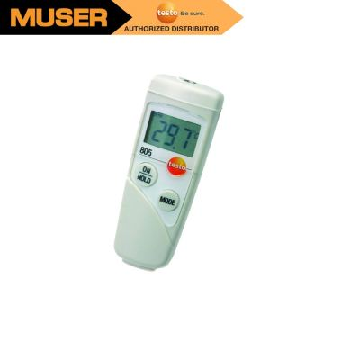 Testo 805 - Infrared thermometer with protective case