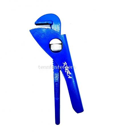 """9"""" G-Type Pipe Wrench"""