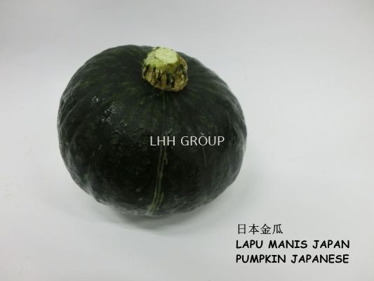 Pumpkin Japanese