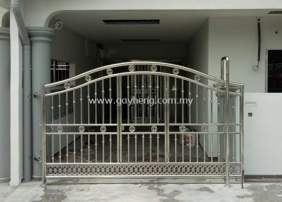 Stainless Steel Gate  �׸������