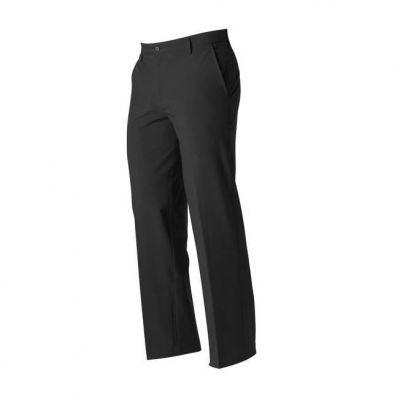 FJ Traditional Performance Athletic Pants Black Color