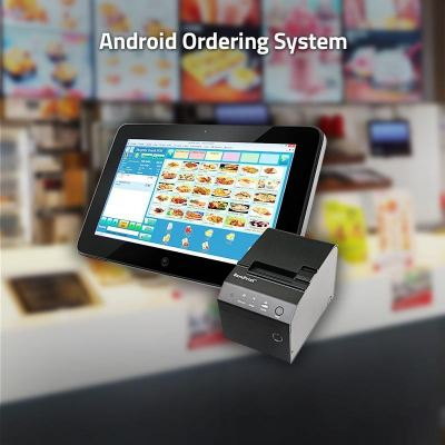 ANDROID ORDERING SYSTEM