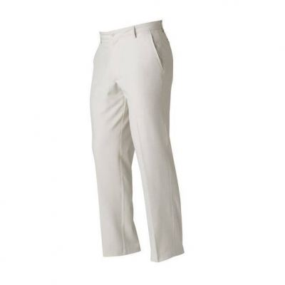 FJ Traditional Performance Athletic Pants White Color