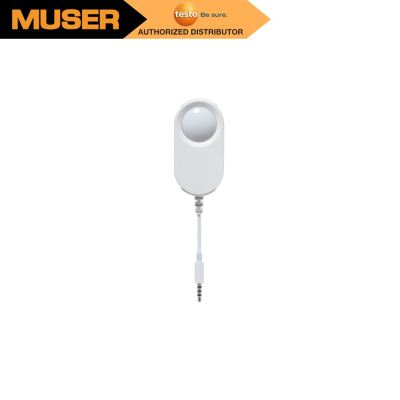 Testo 0572 2158 | Lux probe for monitoring light-sensitive exhibition objects