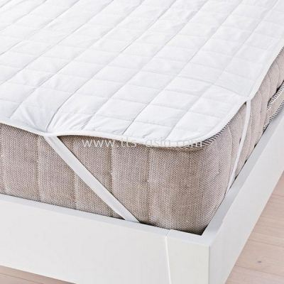 Mattress Protector (Fitted/ Elastic Bands)