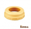 Simba Leakage - Free Wide Neck Cap (2pcs) Orange Accessories Simba