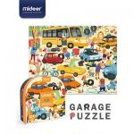 MD3078 Mideer Gift Pack Puzzle �C Garage Puzzle