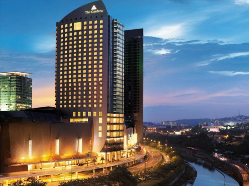 The Gardens Hotel and Residences Kuala Lumpur Mid Valley Exhibition Centre (MVEC) Hotels Nearby
