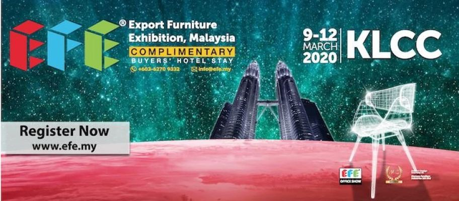 Export Furniture Exhibition Malaysia (EFE 2020)