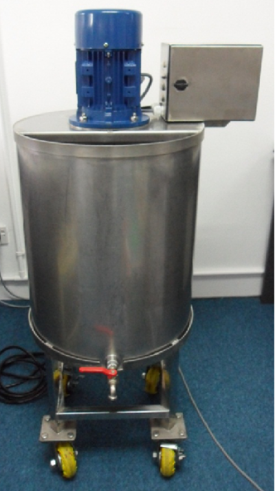 Additive Mixer for Dicing