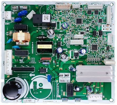 R-VG460P3M HITACHI FRIDGE PCB BOARD