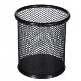 PEN HOLDER-ROUND MESH PEN POT