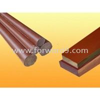 Bakelite Sheet / Rod  Engineering Plastics Polymer ( PU / Rubber etc )
